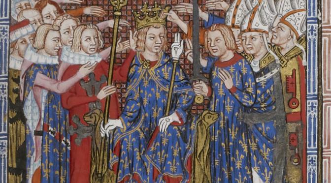 Une « histoire nationale » sous Charles V :   Le ms. Français 2813 des Grandes Chroniques de France