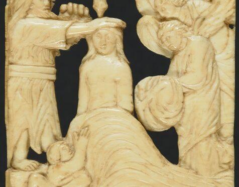 Journée d'étude sur la restauration des ivoires du Sacramentaire de Drogon (BnF Latin 9428), 12 octobre 2020